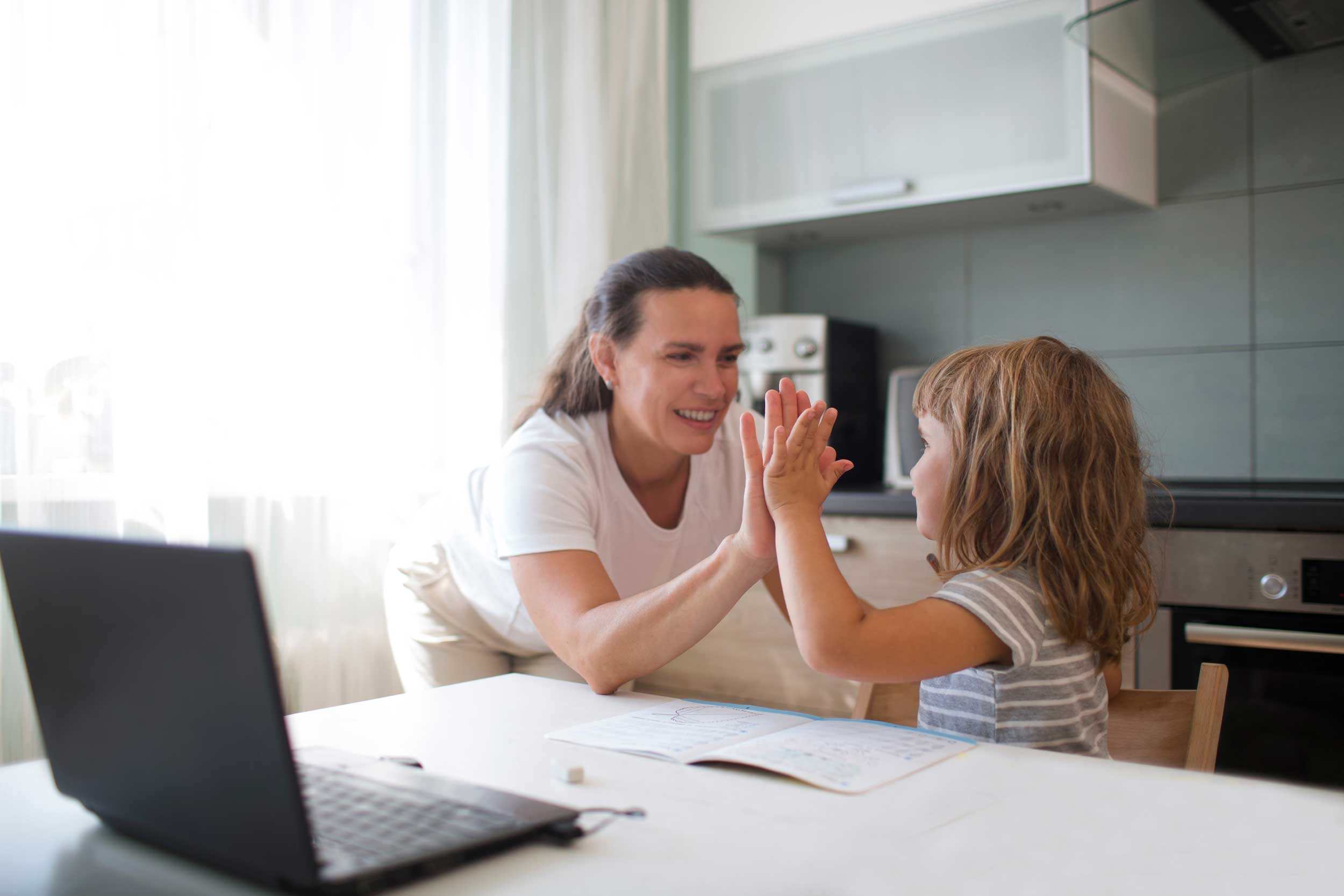 Benefits of Online Learning for a Stay-At-Home Parent